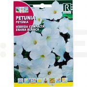 rocalba seminte hibrida compacta enana blanca 05 g - 1
