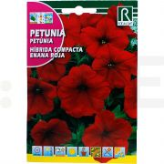 rocalba seminte hibrida compacta enana roja 05 g - 1