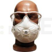 jsp masca semi respiratorie kit protectie 3x masti supapa ffp2v filterspec - 2