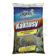 agro cs substrat cactusi suculenti 5 litri - 1