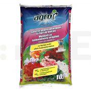 agro cs substrat muscate si alte flori de balcon 10 litri - 1