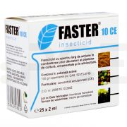 alchimex insecticid agro faster 10 ce 2 ml fiole - 1