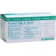 bbraun dezinfectant alcohol pads 100 buc - 1