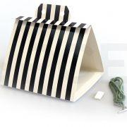 agrisense capcana trap black stripe delta kit - 1