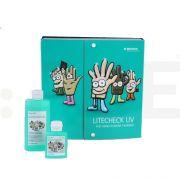 b braun unealta speciala dispozitiv uv pentru testarea dezinfectiei mainilor - 2