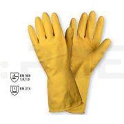 kcl manusa protectie antichimica din latex natural menaj starling - 1