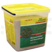 hauert ingrasamant gazon cornufera mv 4 kg - 1