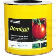russell ipm feromon optiroll yellow glue roll 15 cm x 100 m - 1