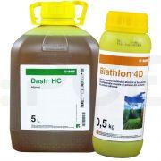 basf erbicid pachet biathlon 4 d 0 5 kg dash 10 litri - 1