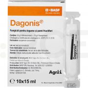 basf fungicid dagonis 15 ml - 1