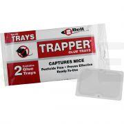 bell labs capcana trapper glue boards soareci 2 bucati - 1