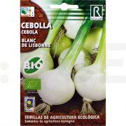 rocalba seminte ceapa verde blanc de lisbonne bio 2 g - 1