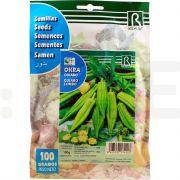 rocalba seminte bame quiabo combo 100 g - 1