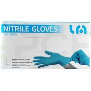 lyncmed echipament protectie manusi nitril blue nepudrate l - 1