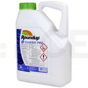 monsanto erbicid roundup classic pro 5 litri - 1