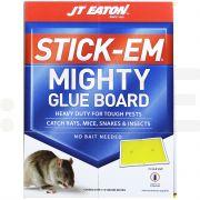jt eaton placa adeziva stick em mighty placa adeziva pentru sobolani si soareci - 1