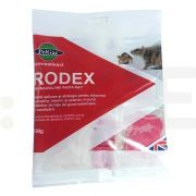 pelgar raticid rodenticid rodex pasta bait 150 g - 1