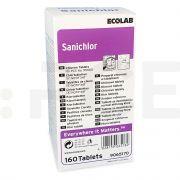 ecolab dezinfectant sanichlor 160 tablete - 1