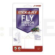 jt eaton capcana adeziva stick a fly banda pe rol - 1