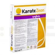 syngenta insecticid agro karate zeon 50 cs 2 ml fiole - 1