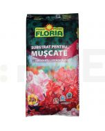 agro cs substrat muscate si alte flori de balcon 20 litri - 1