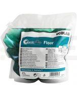 ecolab detergent oasis pro floor 2 litri - 1