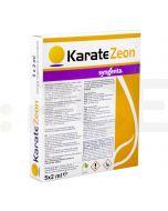 syngenta insecticid agro karate zeon 50 cs 2 ml fiole - 1