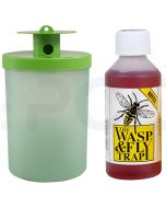 ghilotina capcana t18 wastec atractant wasppro 250 ml - 1